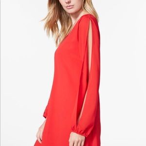 NWT Just Fab Red Party dress